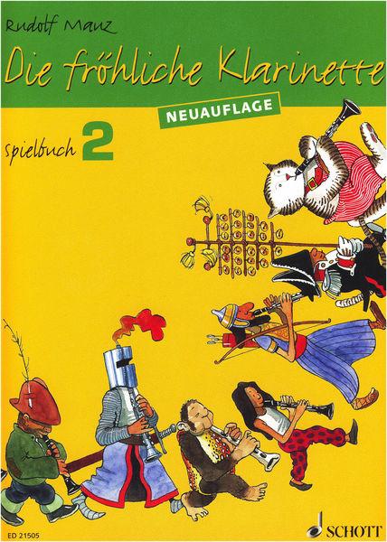Schott Mauz Fröhliche Spielbuch 2