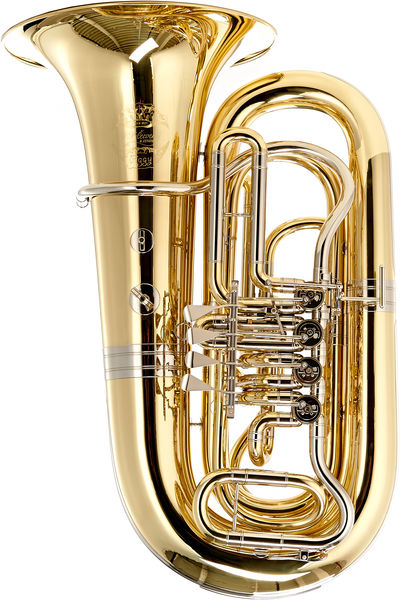 Cerveny CVBB603-4 Bb-Tuba