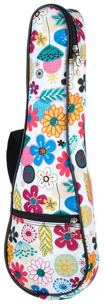 Tom & Will 63UKS Flowers Ukulele Bag