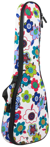 Tom and Will 63UKC Flowers Ukulele Bag