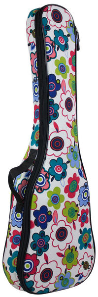 Tom & Will 63UKT Flowers Ukulele Bag