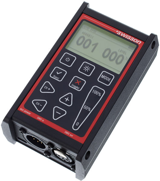 Swisson RDM-Controller Tool XMT-350