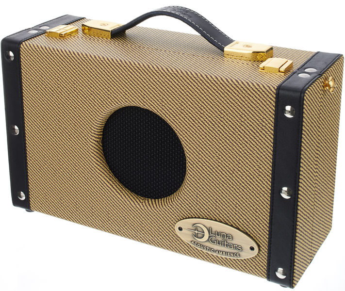 Luna Guitars Suitcase Ukulele Amp UK-5