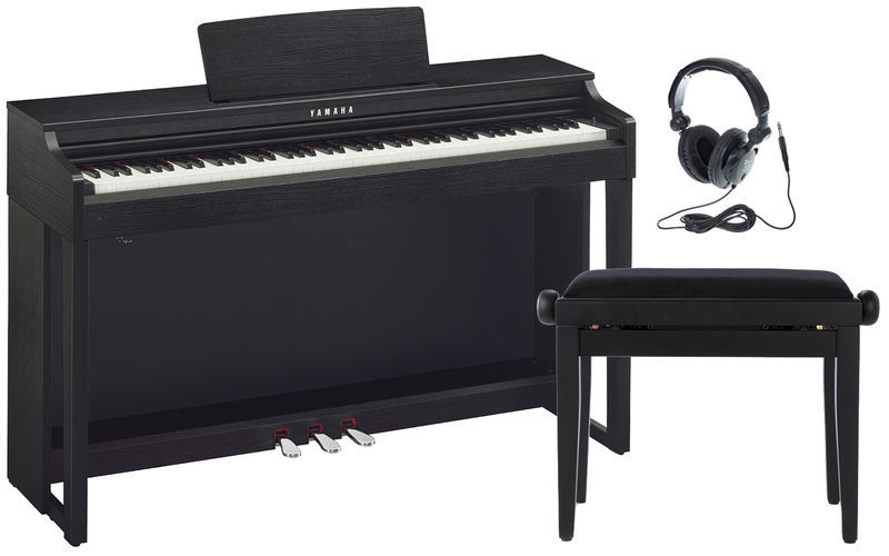 Yamaha CLP-525 B Set