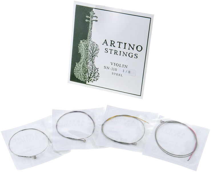 Artino SN-110 Violin Strings 1/8