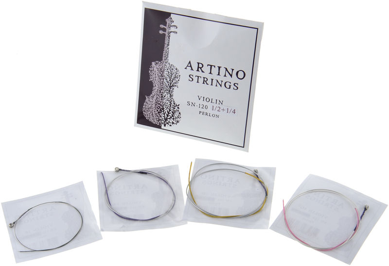 Artino SN-120 Violin Strings 1/2-1/4