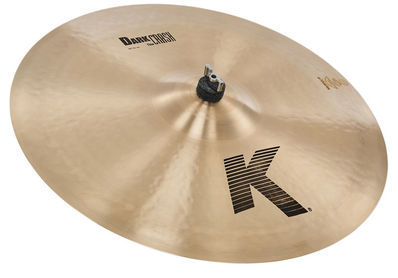 "Zildjian 20"" K-Series Dark Crash Thin"
