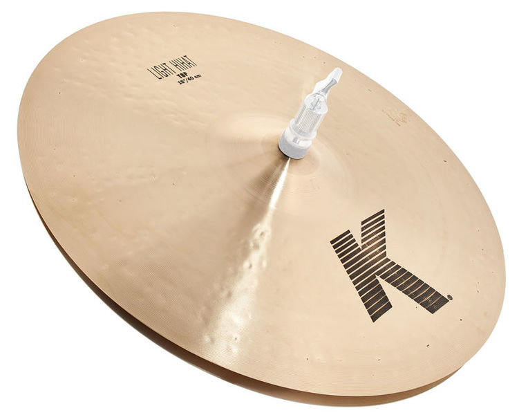 "Zildjian 16"" K-Series Light Hi-Hat"