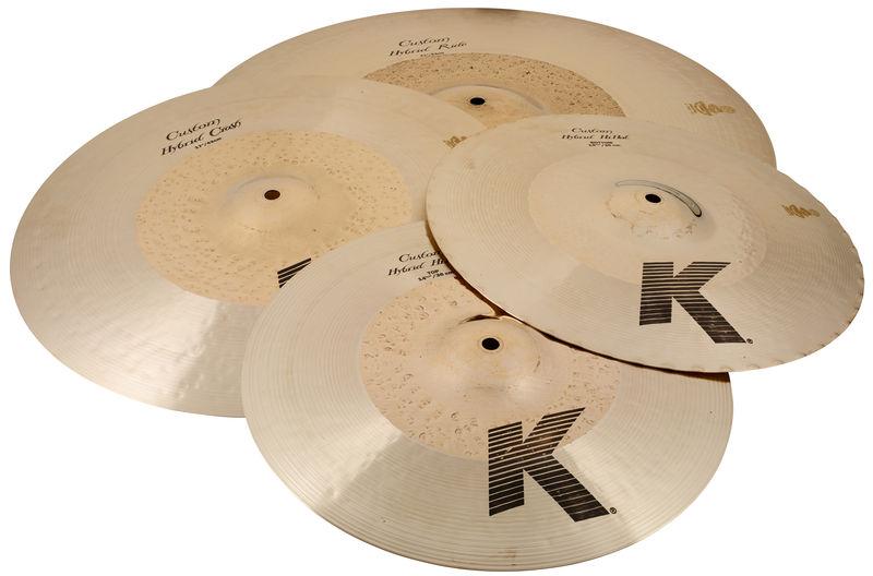 K Custom Hybrid Cymbal Set Zildjian