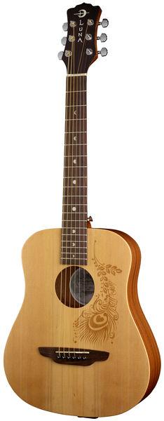 Luna Guitars Safari Henna