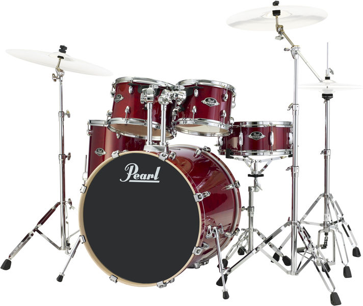 Pearl EXL725S/C Export Lacque Cherry