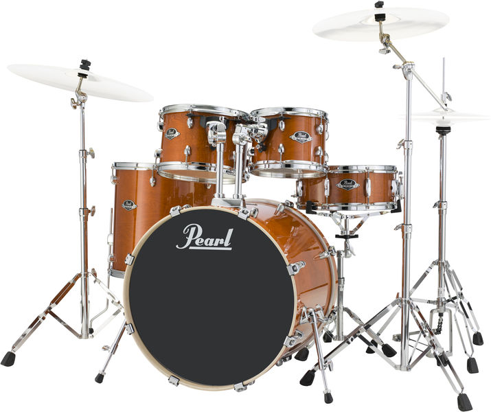 Pearl EXL725F/C Export Lacquer Amber