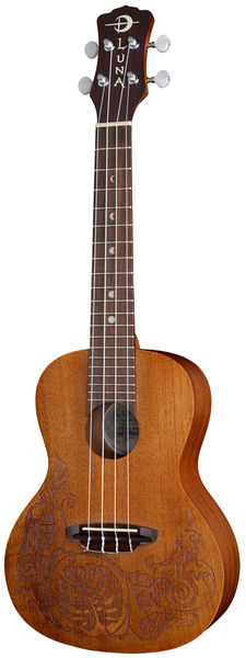 Luna Guitars Ukulele Lizard