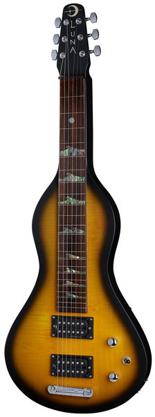 Luna Guitars Lapsteel Electric