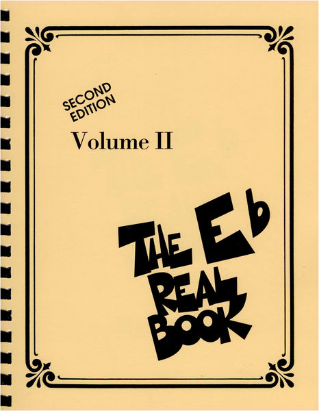 Hal Leonard Real Book Vol.2 Eb