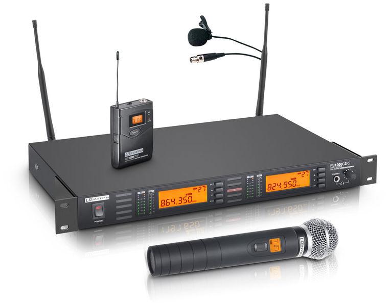 LD Systems LDWS 1000 G2 HHL2