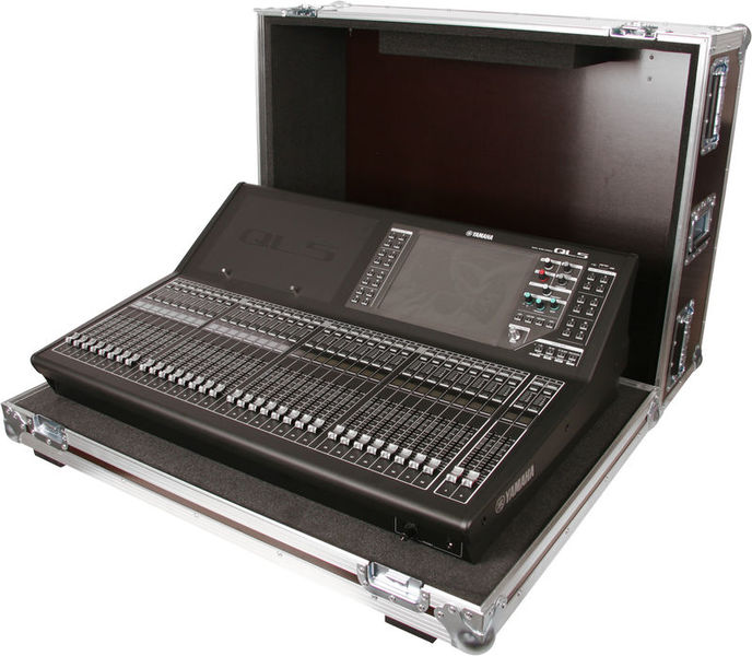 Yamaha QL5 - Case Bundle