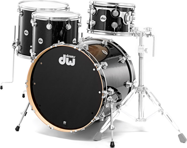 DW Finish Ply Black Ice Satin