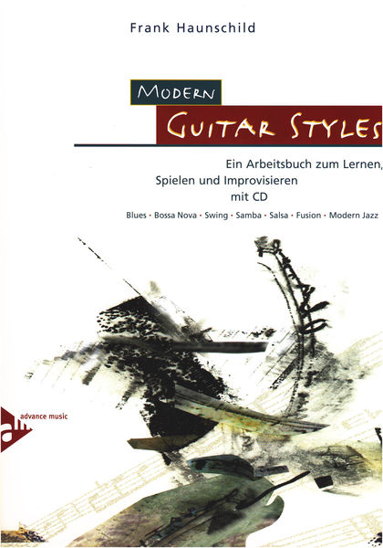 Advance Music Modern Guitar Styles