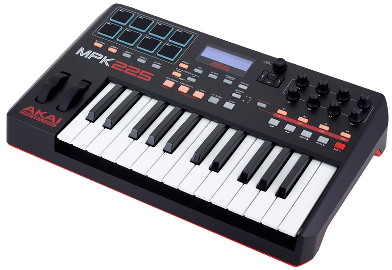 AKAI MPK225 WINDOWS VISTA DRIVER DOWNLOAD