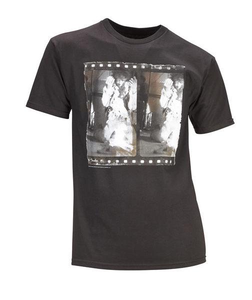 Fender T-Shirt Hendrix Monterey S