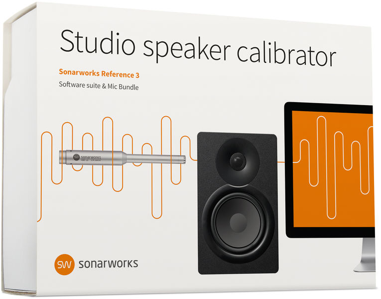 Sonarworks Reference 3 with MIC