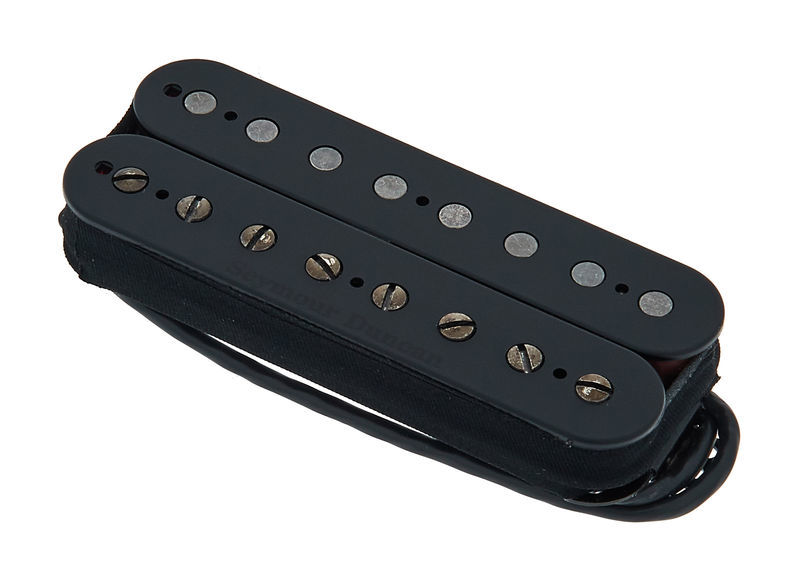 Seymour Duncan Pegasus 8-String Bridge PM BK