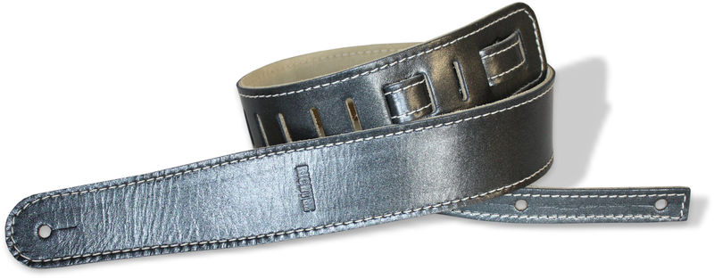 Richter Guitar Strap RAWII Metallic T