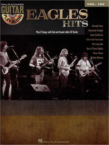 Hal Leonard Guitar Play Along: Eagles