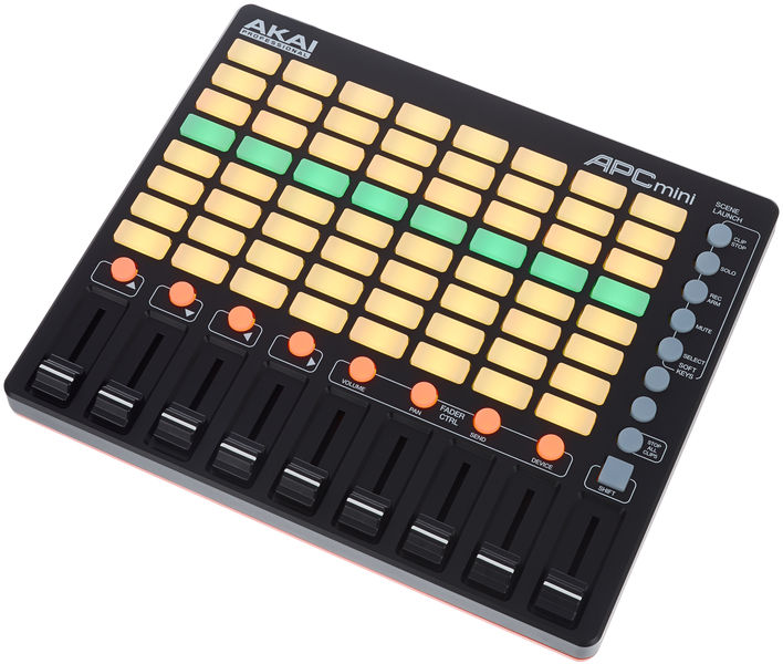 akai apc mini  Akai APC mini – Thomann UK