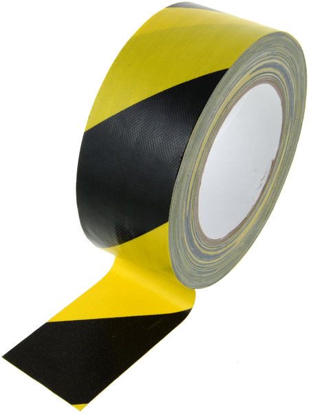 Stairville Cloth Warning Tape