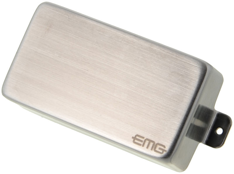 EMG 85 Brushed Chrome