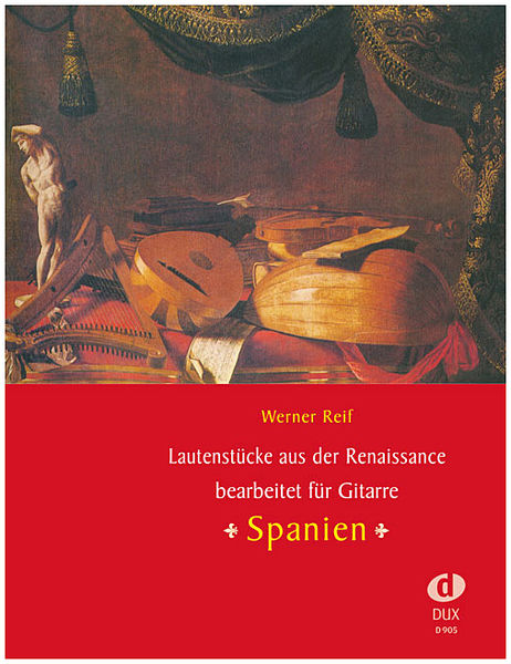 Edition Dux Lautenstücke Renaissance