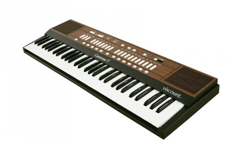 Viscount Cantorum V Organ Keyboard