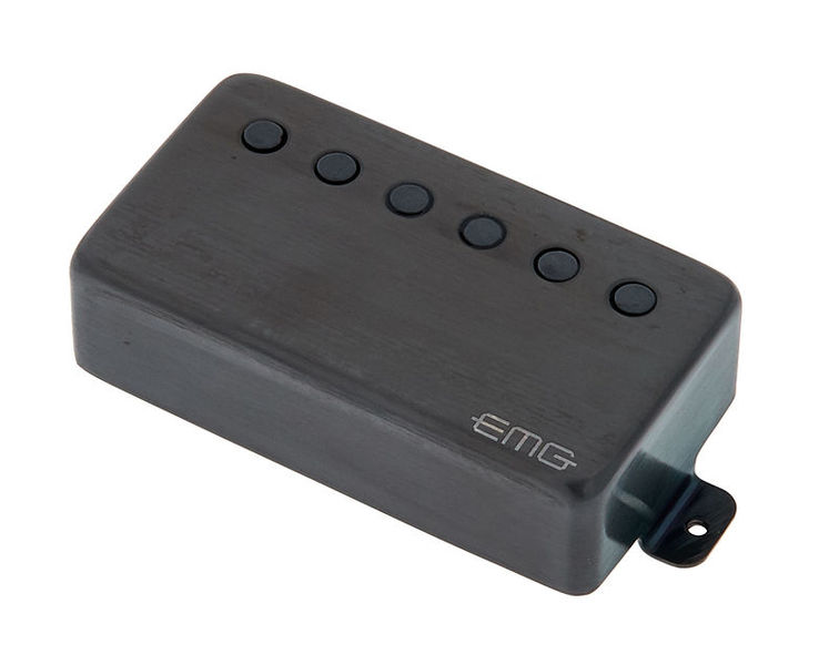 EMG 66 Brushed Black Chrome