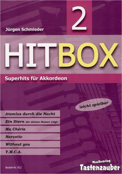 Musikverlag Tastenzauber Hitbox 2