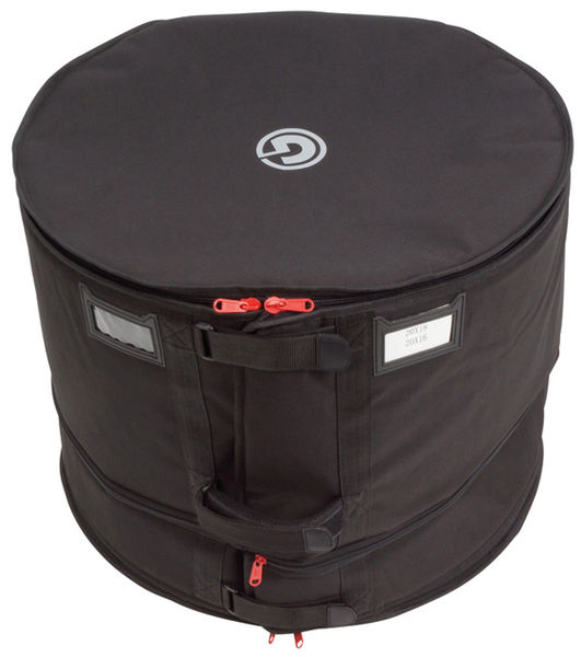 "Gibraltar 20"" Flatter Bag Bass Drum"
