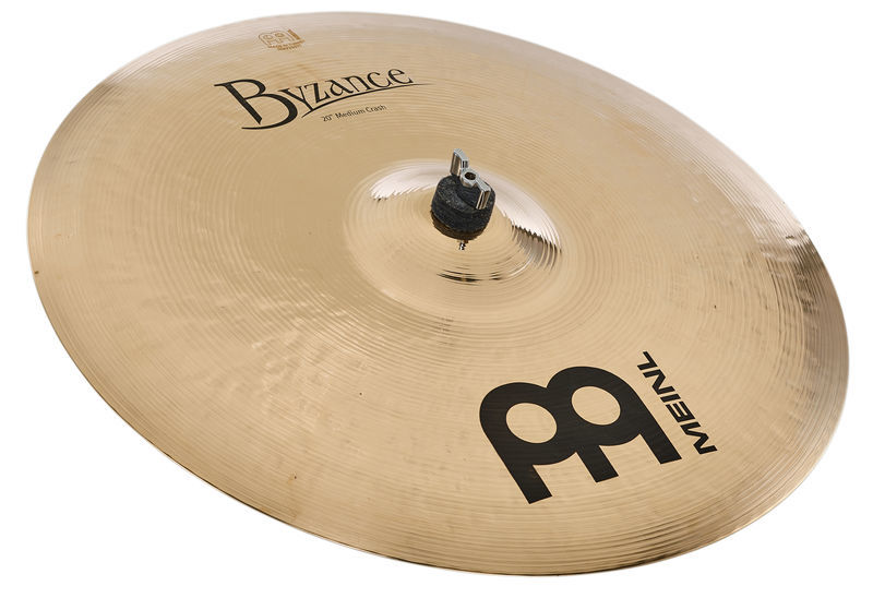 "Meinl 20"" Byzance Medium Crash Bril"