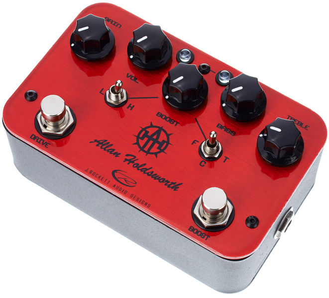J. Rockett Audio Designs Allan Holdsworth OD/Boost