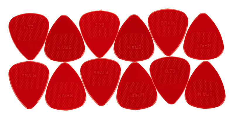 dAndrea Brain Nylon.73mm Pick Set