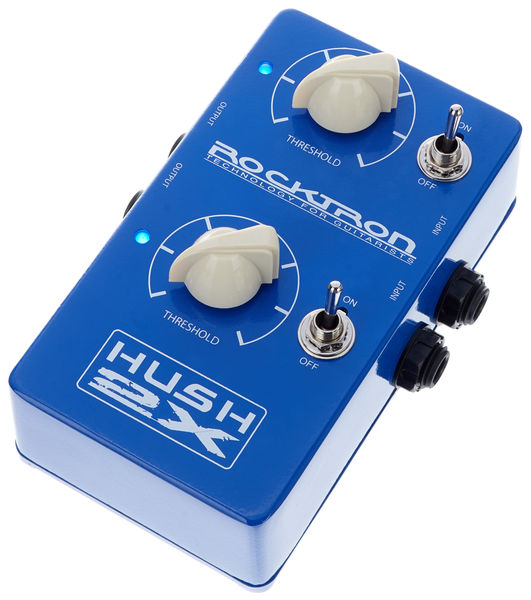 Rocktron Hush 2X