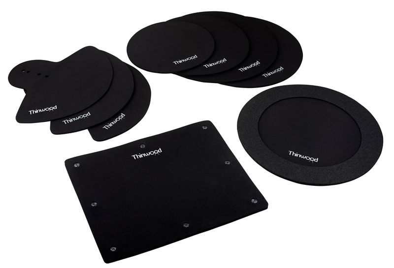 Thinwood Fusion Set Practice Pads