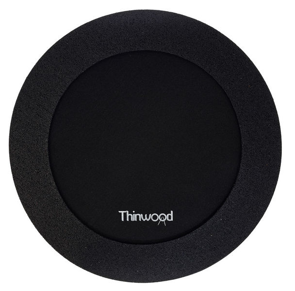 "Thinwood 14"" Snare Pad corded web"