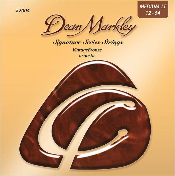 Dean Markley Vintage Bronze 2004A ML 12-54