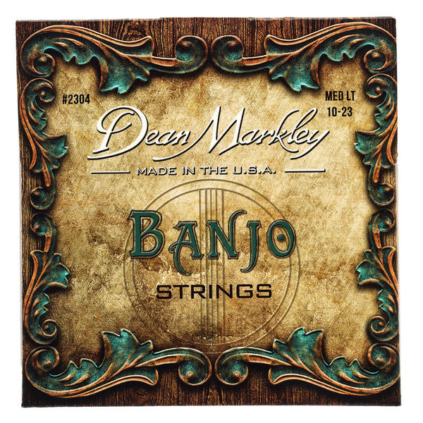Dean Markley DM2304 Med-Light Banjo 5 Set