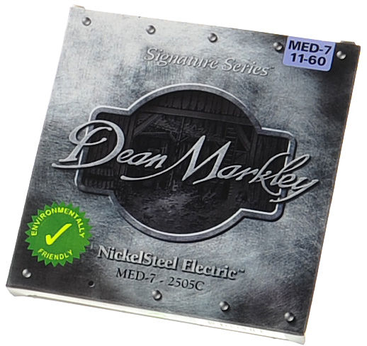 Dean Markley 2505C Medium 7 Str. Set. 11-60