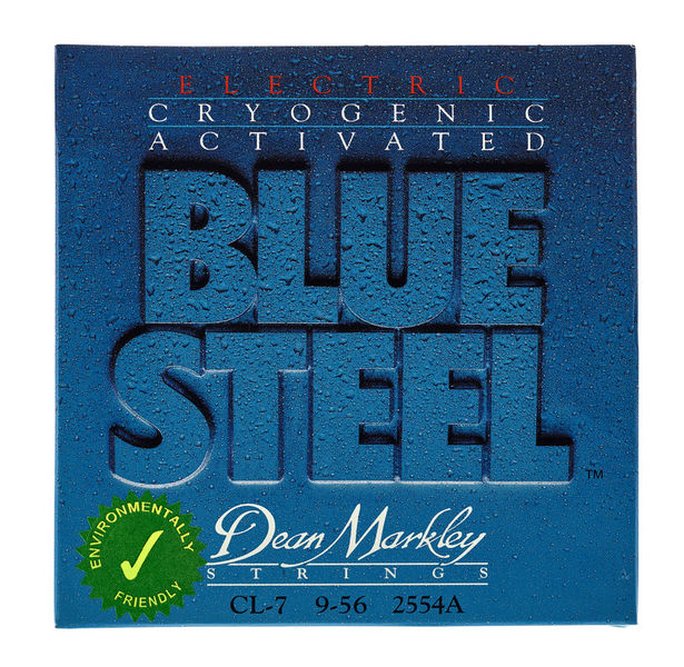 Dean Markley DM 2554 A CL 7STR Blue Steel