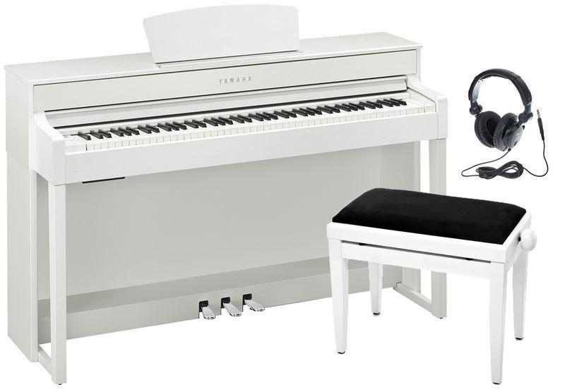 Yamaha CLP-535 WH Set