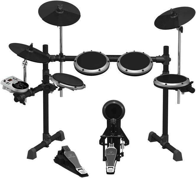 XD8USB E-Drum Set Behringer