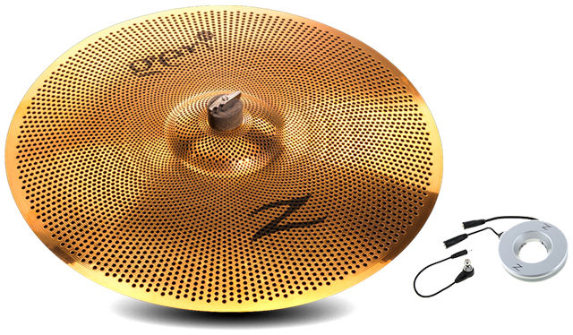 "Zildjian Gen16 Bronze 16"" Crash Bdl. DS"